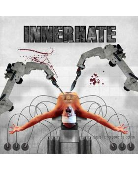 INNERHATE - Digital Embryonic Selection - CD