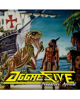 AGGRESSIVE - Predators Arrival - CD