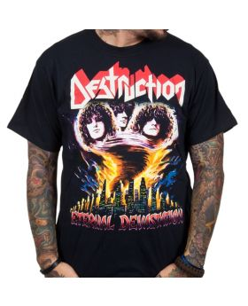 DESTRUCTION - Eternal Devastation - Camiseta