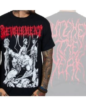 DEVOURMENT - Butcher the Weak - Camiseta-M