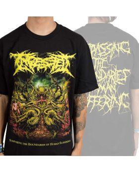 INGESTED - Surpassing - Camiseta