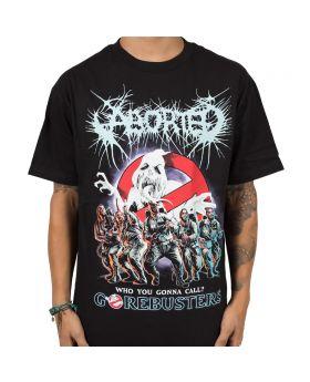 ABORTED - Gorebusters - Camiseta