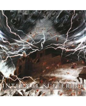 INTERNAL SUFFERING - Chaotic Matrix - CD