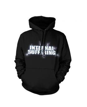 INTERNAL SUFFERING - Lightening Logo - Buzo