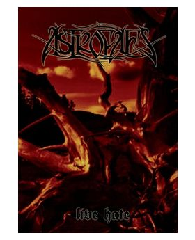 ASTROFAES - Live Hate - DVD