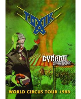 TOXIK - Dynamo open air 1988 - DVD