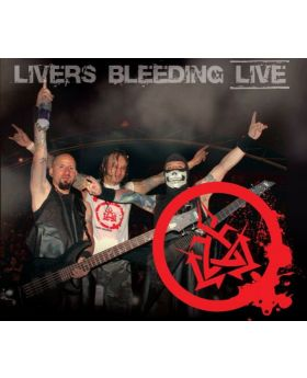 LEISHMANIASIS - Livers Bleeding Live - Digipack