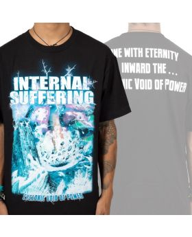 INTERNAL SUFFERING - Cyclonic Void of Power - Camiseta