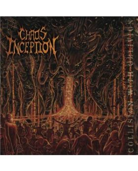 CHAOS INCEPTION - Collision with Oblivion - CD