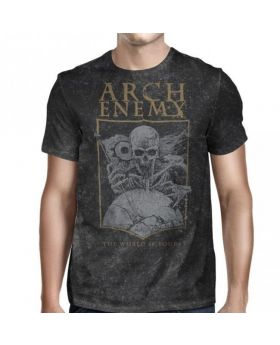 ARCH ENEMY - The World Is Yours - Camiseta