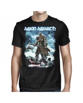 AMON AMARTH - Jomsviking Tour 2016 - Camiseta-L