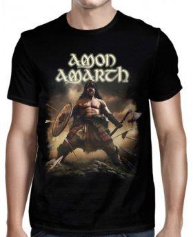 AMON AMARTH - Berserker North American Tour - Camiseta