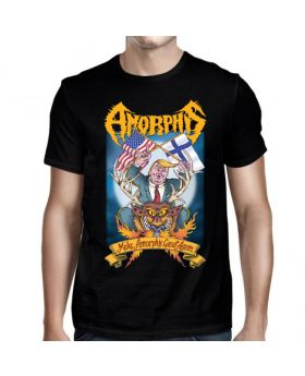 AMORPHIS - Make Amorphis Great Again - Camiseta