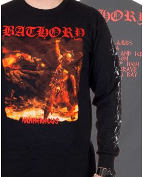 BATHORY - Hammerheat - Buzo