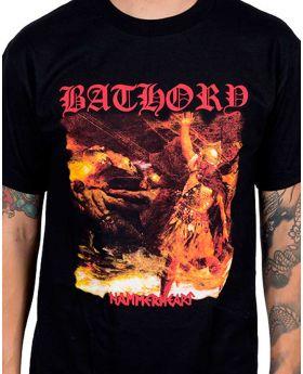 BATHORY - Hammerheart - Camiseta