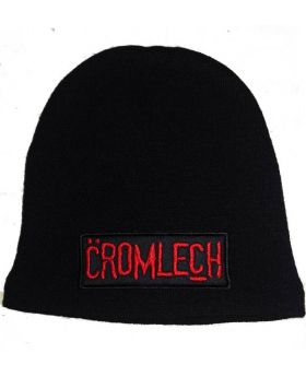 CROMLECH - Red Logo - Gorro