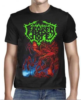 BROKEN HOPE - Mutilated - Camiseta - M