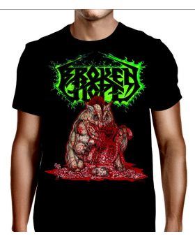 BROKEN HOPE - Gorehog - Camiseta
