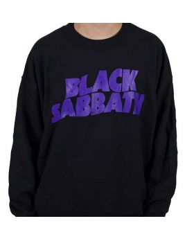 BLACK SABBATH - Logo - Buzo
