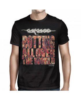 CARCASS - Rotting All Over - Camiseta
