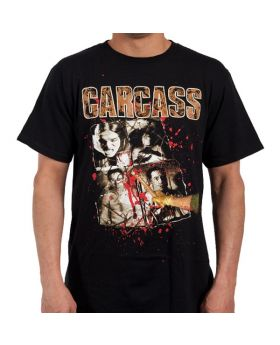 CARCASS - Necroticism - Camiseta