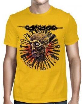 CARCASS - Head One Foot 2016 Tour Dates - Camiseta