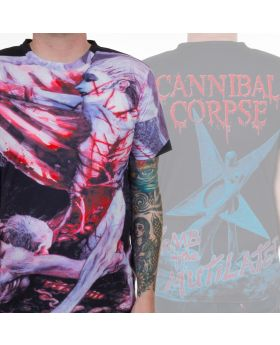 CANNIBAL CORPSE - Tomb Of The Mutilated Sublimated - Camiseta-L