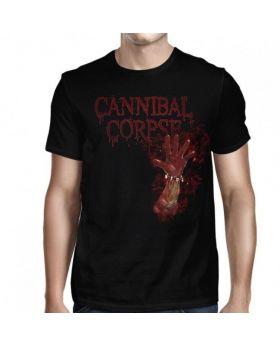 CANNIBAL CORPSE - Bloody Hand - Camiseta