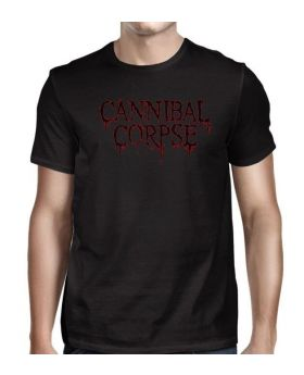 CANNIBAL CORPSE - Logo 2016 tour - Camiseta-S