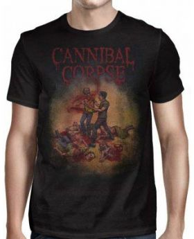 CANNIBAL CORPSE - Chainsaw 2016 - Camiseta-S