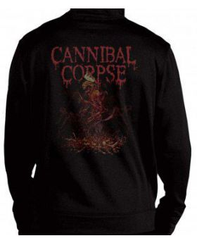 CANNIBAL CORPSE - Crown Skeleton Pullover - Buzo - S