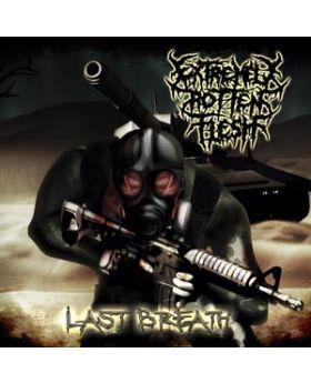 EXTREMELY ROTTEN FLESH - Last Breath - CD