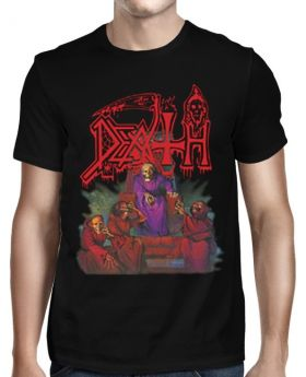 DEATH - Scream Bloody Gore - Camiseta