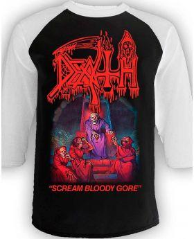 DEATH - Scream Bloody Gore - Buzo