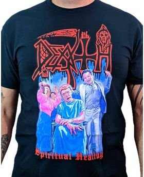 DEATH - Spiritual Healing - Camiseta