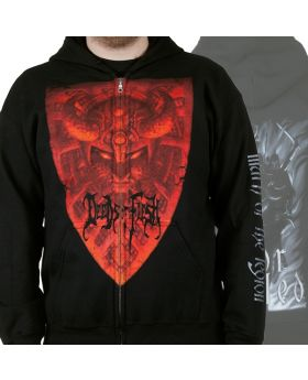 DEEDS OF FLESH - Mark Of The Legion Zip - Buzo-L