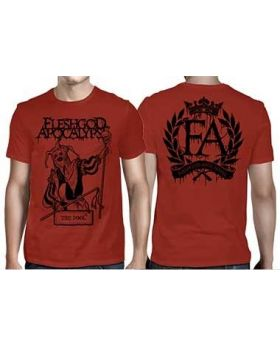 FLESHGOD APOCALYPSE - The Fool - Camiseta