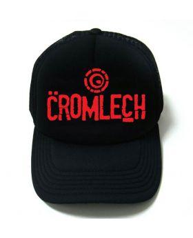CROMLECH - Red Logo - Gorra