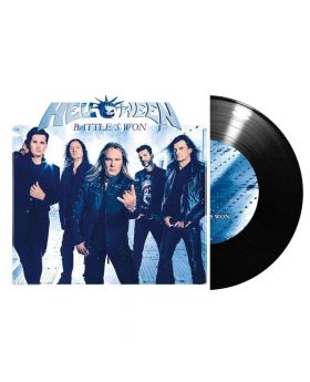 HELLOWEEN - Battles Won Black Vinyl - 7EP