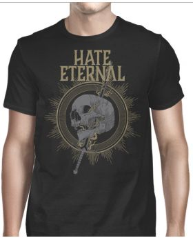 HATE ETERNAL - Sword & Shield - Camiseta