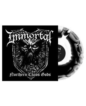 IMMORTAL - Northern Chaos Gods - Black/White Swirl - LP