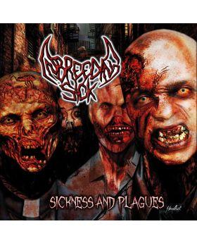 INBREEDING SICK -  Sickness Collection - Combo CD