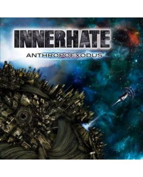 INNERHATE - Anthropoexodus - CD