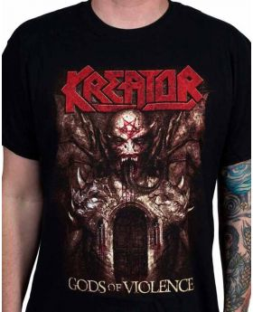 KREATOR - God of Violence US Tour - Camiseta
