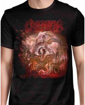 KREATOR - Gods of Violence 2017 Tour - Camiseta