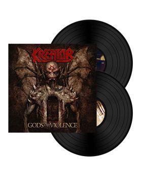 KREATOR - Gods Of Violence (Black Vinyl) - 2LP