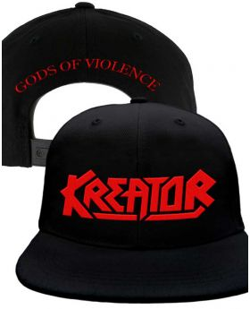 KREATOR - Gods of Violence Snap Back - Gorra