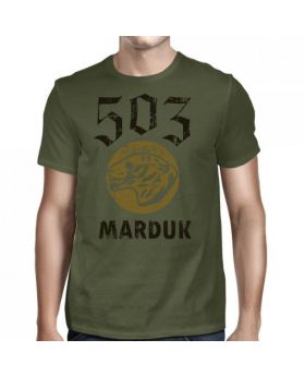 MARDUK - 503 Tanks - Camiseta - XL