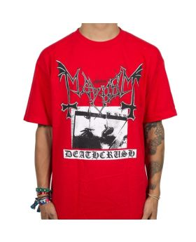 MAYHEM - Deathcrush - Camiseta