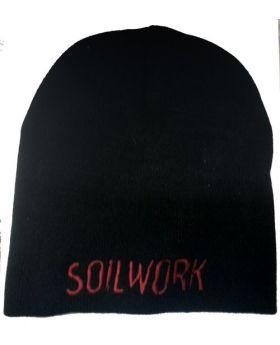 SOILWORK - Embroidered Logo Beanie - Gorro